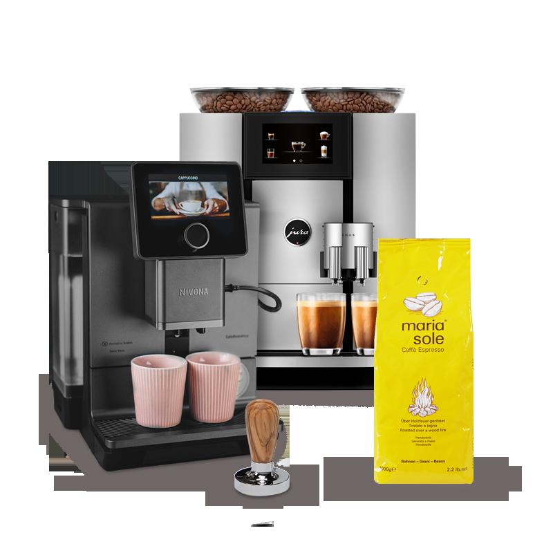 Exklusive Auswahl bei Kaffeemaschinen Cavaleri