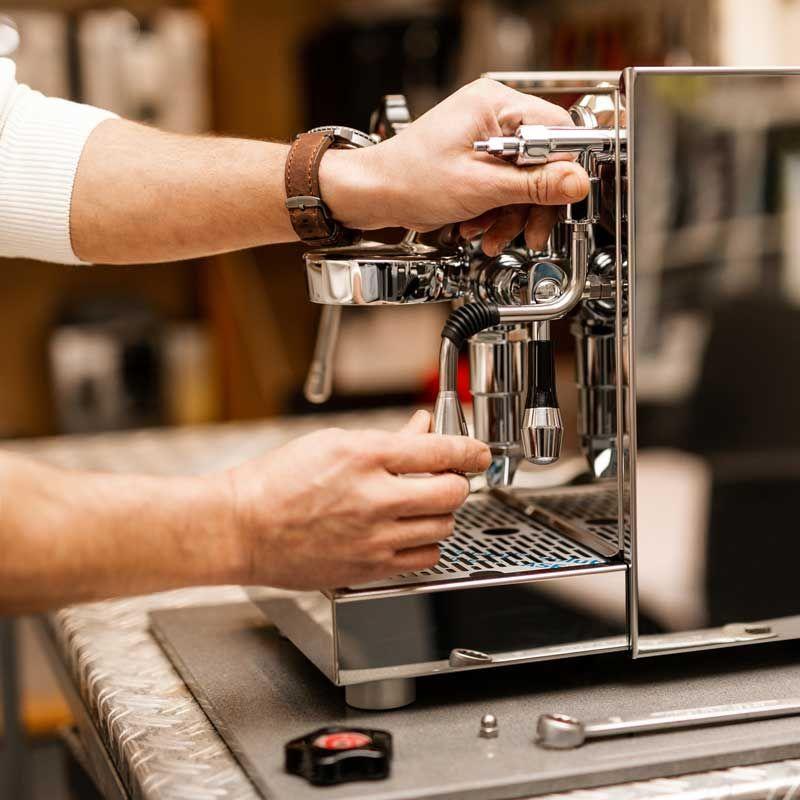 Service bei Kaffeemaschinen Cavaleri