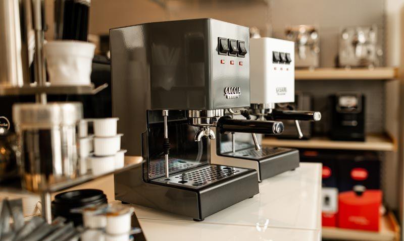 Kontakt mit Kaffeemaschinen Cavaleri