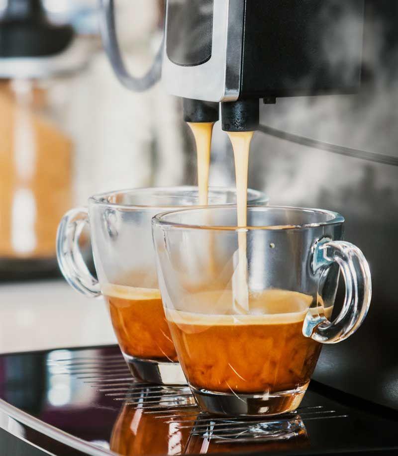 Garantie bei Kaffeemaschinen Cavaleri
